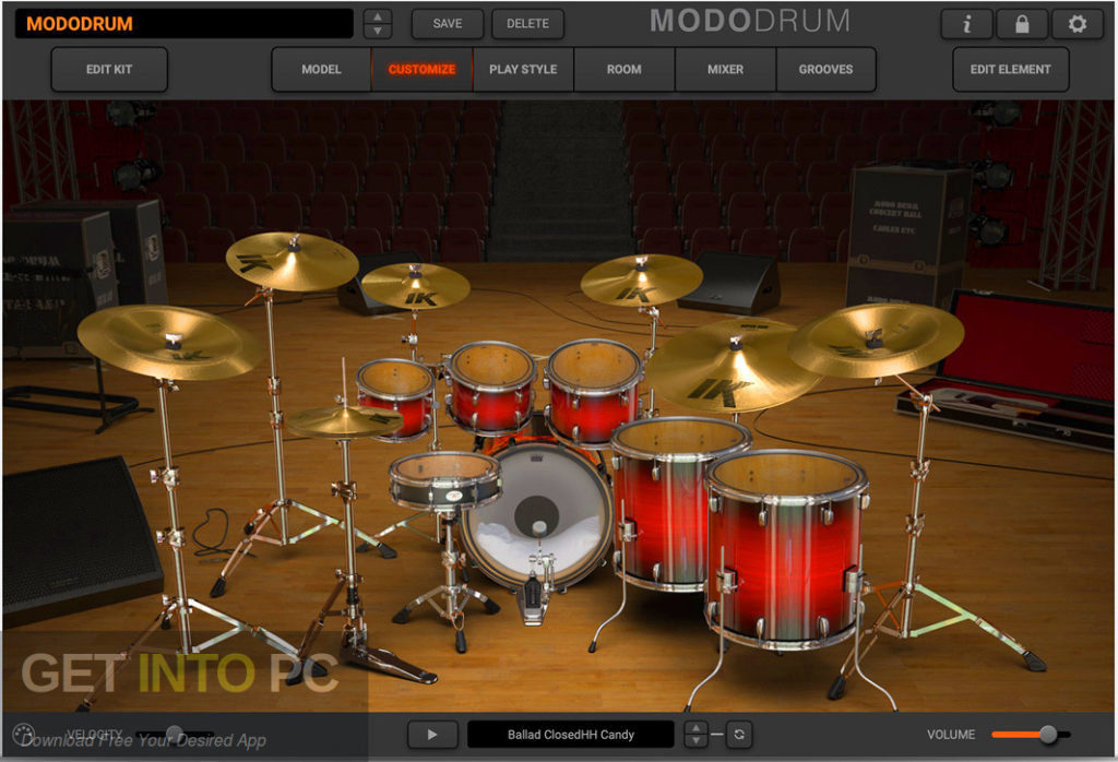 IK Multimedia - MODO DRUM VST Latest Version Download-GetintoPC.com