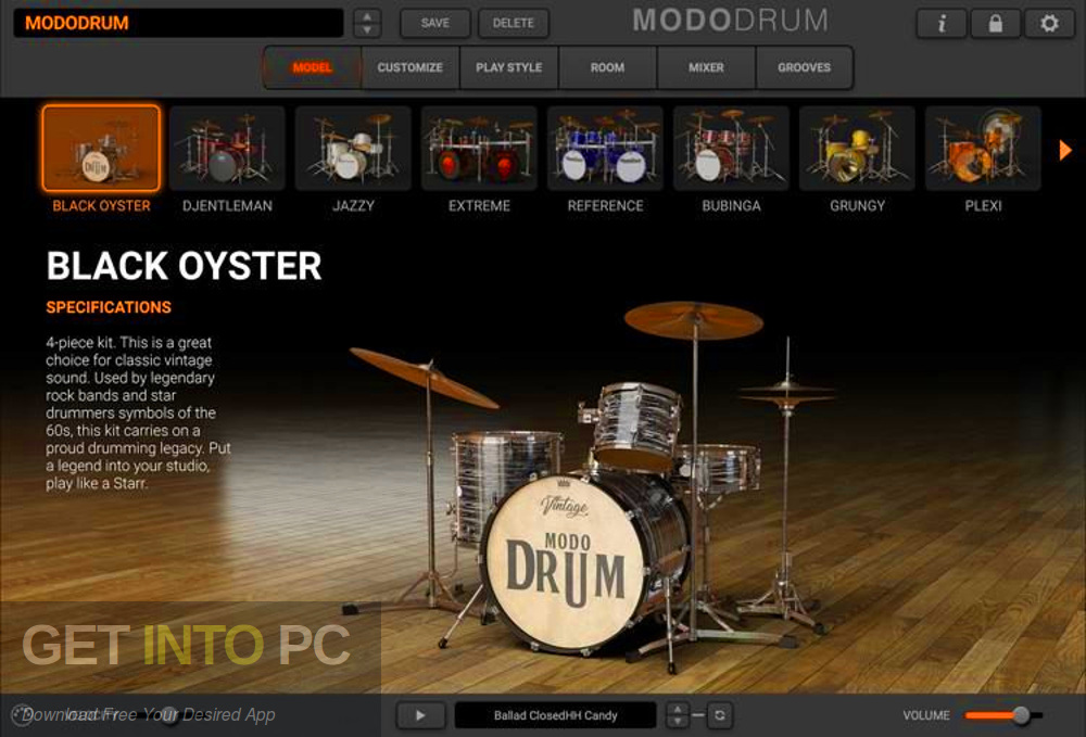 IK Multimedia - MODO DRUM VST Offline Installer Download-GetintoPC.com