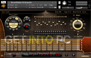 Indiginus - StrumMaker IV Acoustic Guitar KONTAKT Direct Link Download-GetintoPC.com