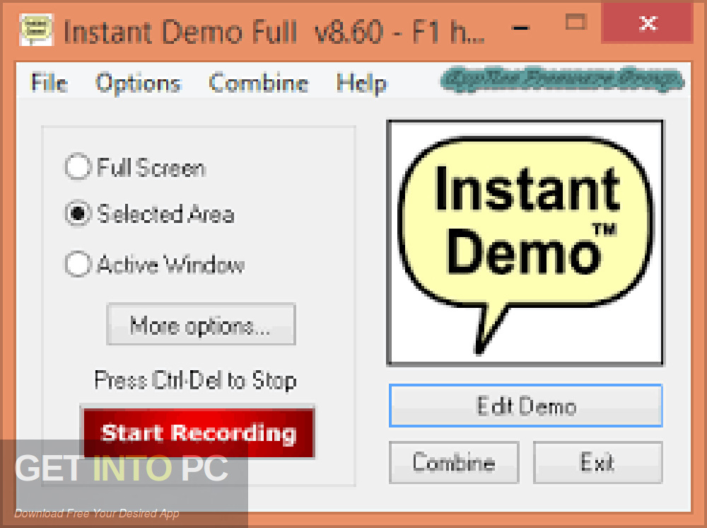 Instant Demo Latest Version Download-GetintoPC.com