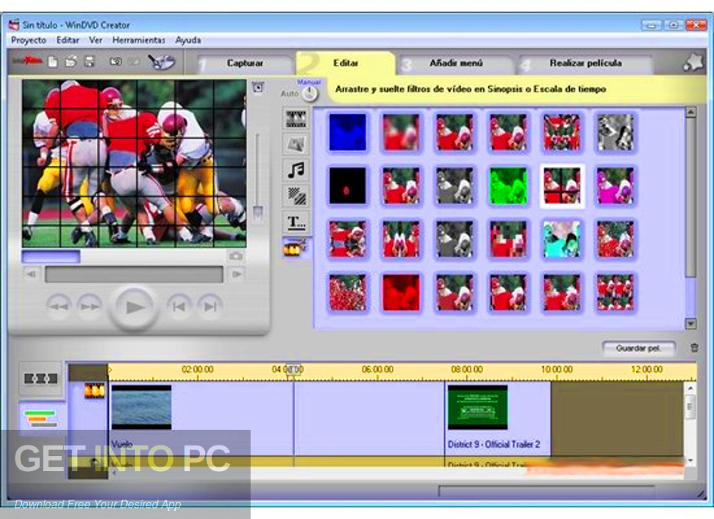 InterVideo WinDVD Creator 2 Offline Installer Download-GetintoPC.com