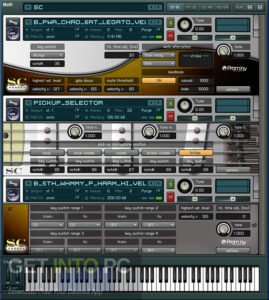 KONTAKT Factory Library & Prominy SC Electric Guitar Direct Link Download-GetintoPC.com