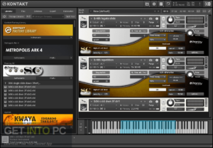 KONTAKT Factory Library & Prominy SC Electric Guitar Offline Installer Download-GetintoPC.com