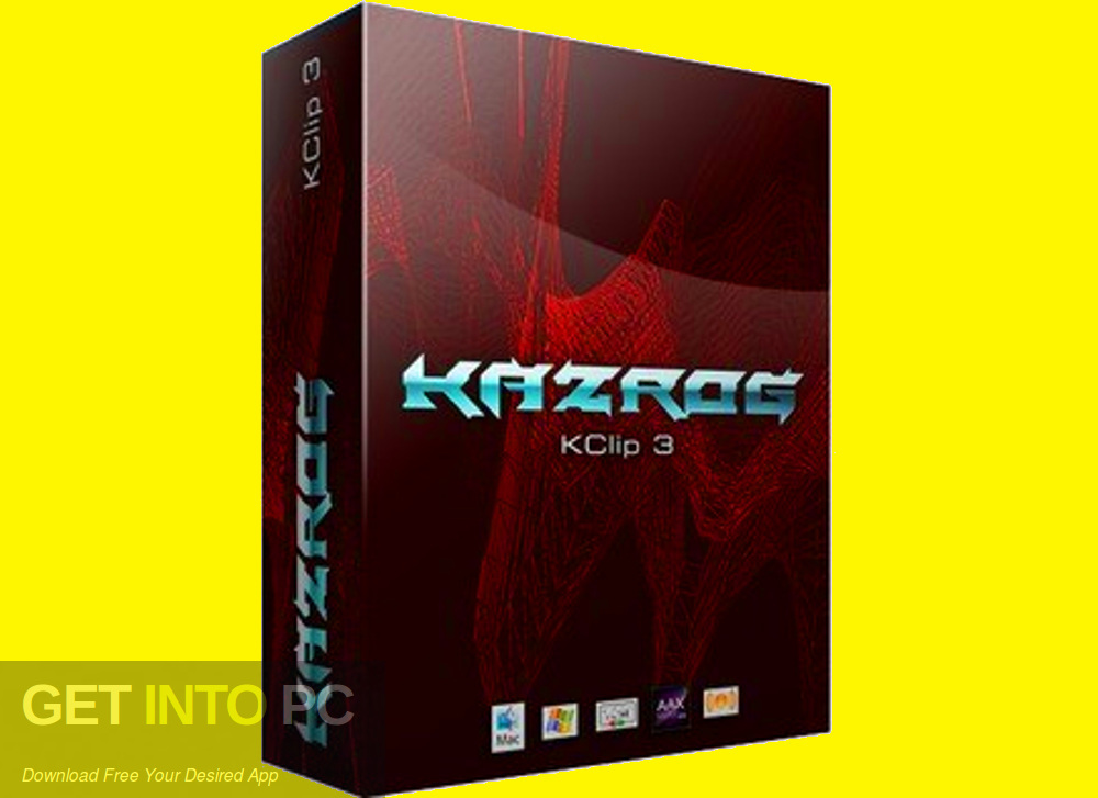 Kazrog - KClip VST Free Download-GetintoPC.com