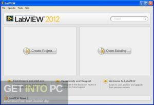 LabVIEW 2012 Free Download-GetintoPC.com