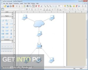 LanFlow Net Diagrammer Direct Link Download-GetintoPC.com