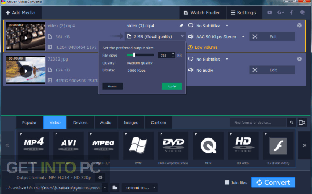 Movavi Video Converter 2020 Latest Version Download