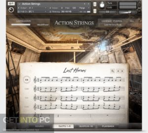 Native Instruments - Action Strings Free Download-GetintoPC.com
