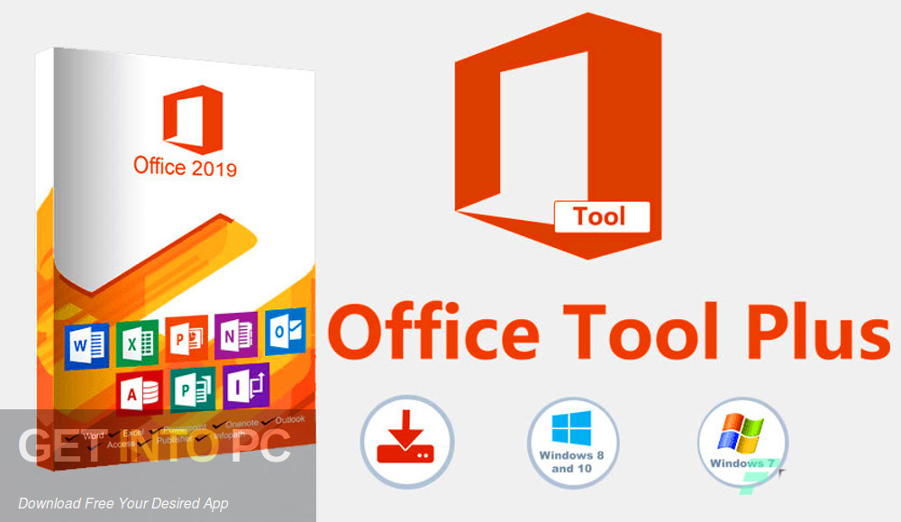 Office Tool Plus Free Download-GetintoPC.com