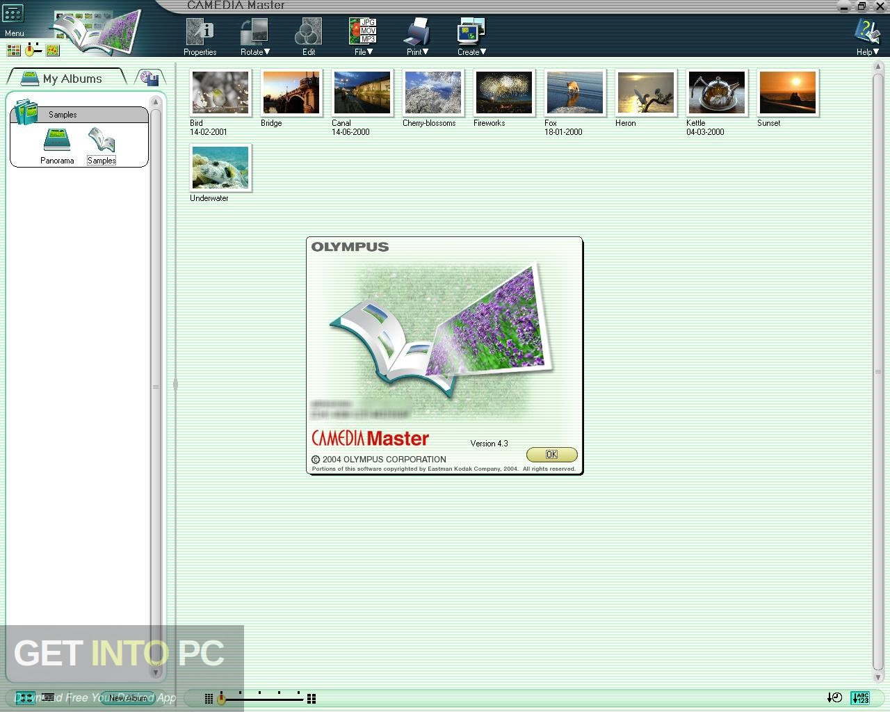 camedia master software for windows 7 download free