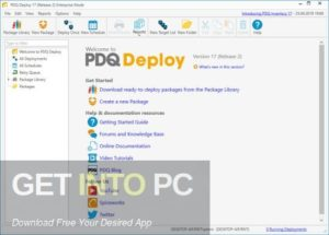PDQ Deploy 2019 Free Download-GetintoPC.com