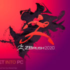 Pixologic ZBrush 2020 Free Download-GetintoPC.com
