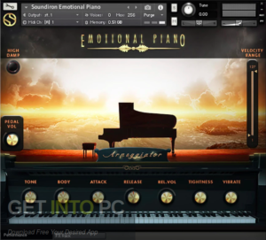 Soundiron Emotional Piano (KONTAKT) Free Download-GetintoPC.com