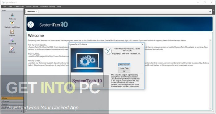 Summitsoft SystemTECH Pro Offline Installer Download-GetintoPC.com