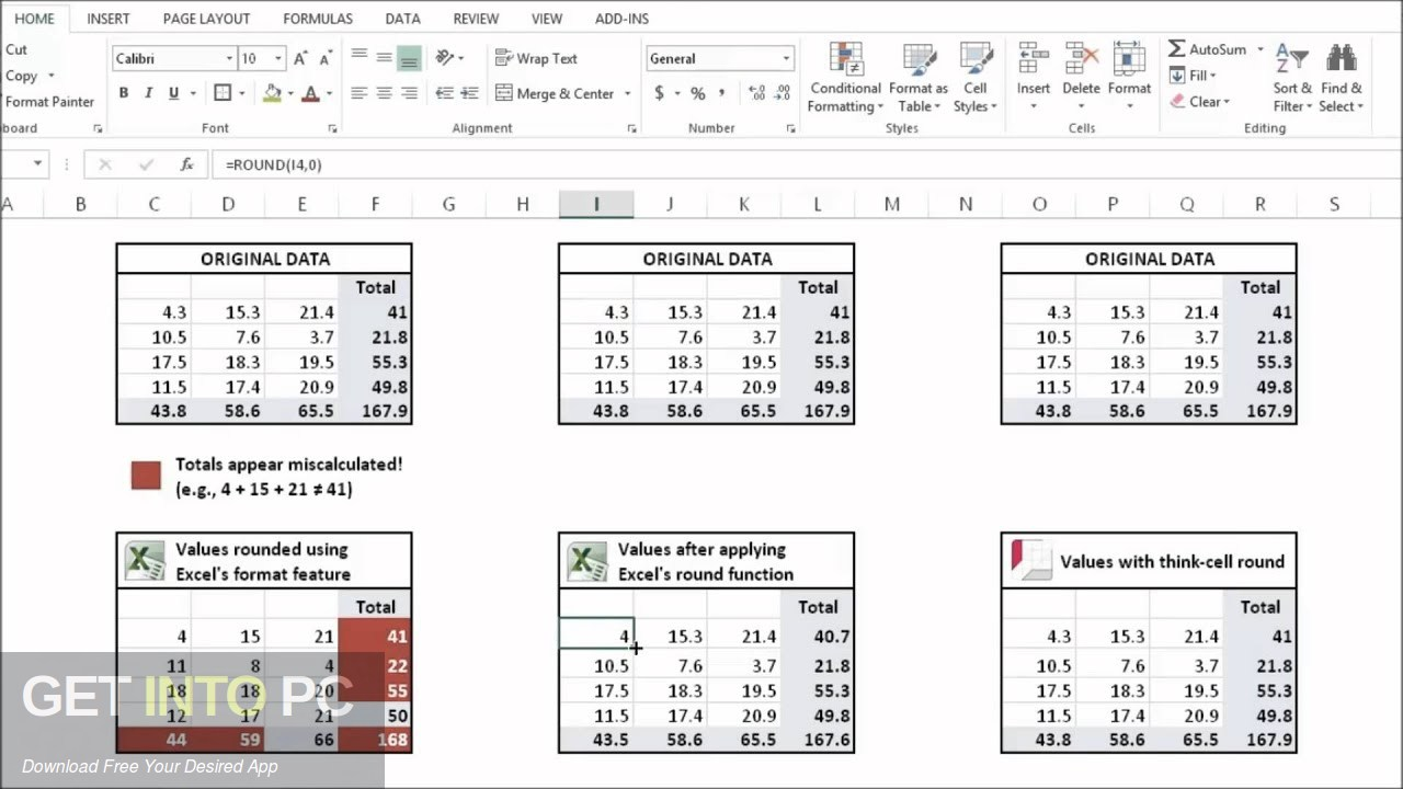 Think-Cell Chart 9 for PowerPoint and Excel Offline Installer Download-GetintoPC.com