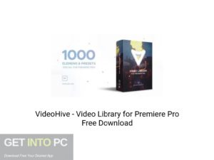 VideoHive - Video Library For Premiere Pro Latest Version Download-GetintoPC.com