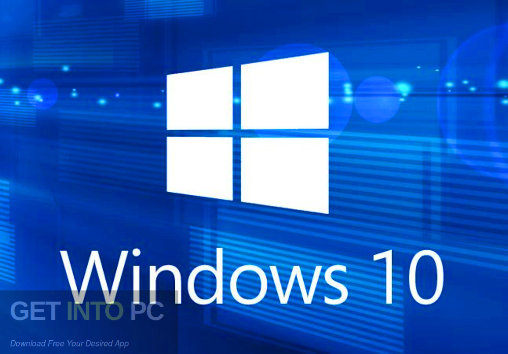 Windows 10 x64 Pro Updated July 2019 Free Download-GetintoPC.com