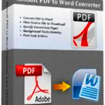 Xilisoft PDF to Word Converter Free Download