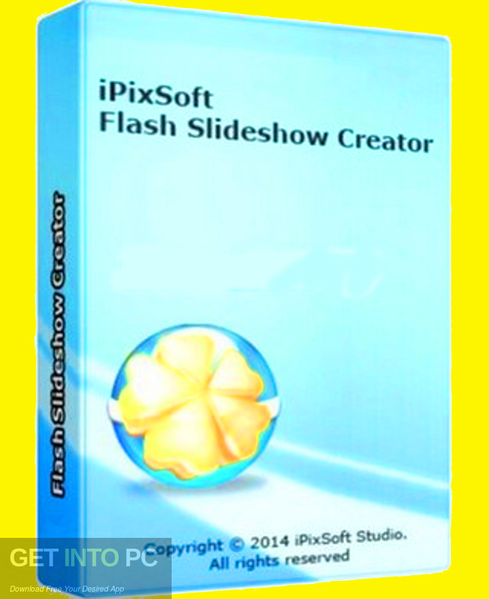 iPixSoft Flash Slideshow Creator Free Download-GetintoPC.com