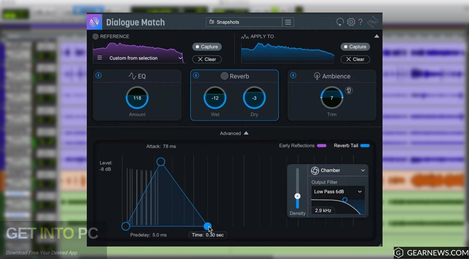 iZotope - Dialogue Match AAX Latest Version Download-GetintoPC.com