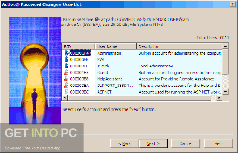 Active Password Changer Professional Offline Installer Download-GetintoPC.com