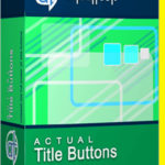 Actual Title Buttons Free Download