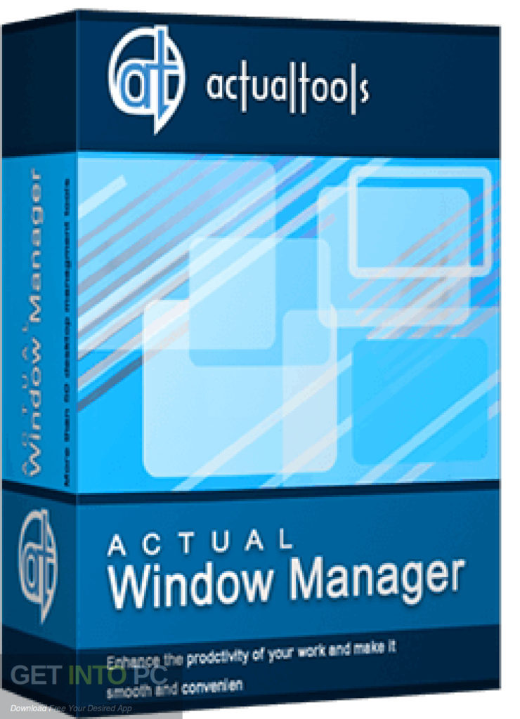 Actual Window Manager Free Download-GetintoPC.com