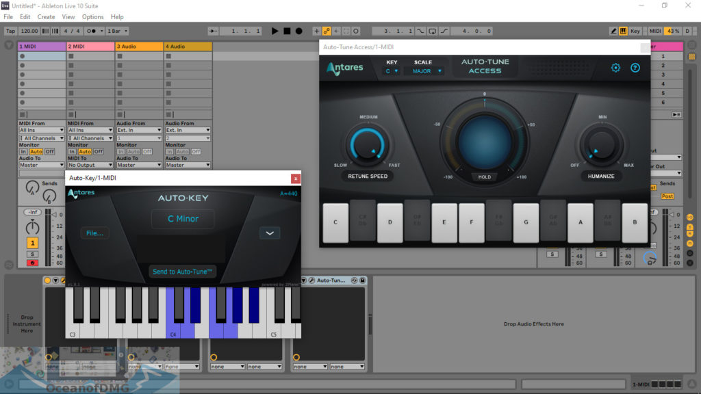 Antares - Auto-Tune Pro v9 VST 2019 Direct Link Download-OceanofDMG.com