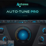Antares – Auto-Tune Pro v9 VST 2019 Free Download