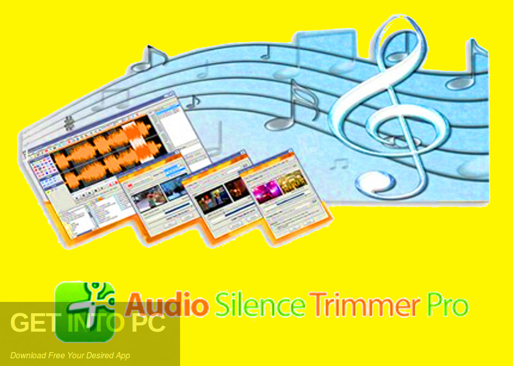 Audio Silence Trimmer Pro Free Download-GetintoPC.com