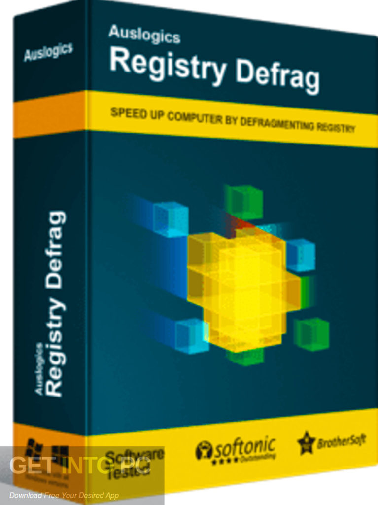 Auslogics Registry Defrag Free Download-GetintoPC.com