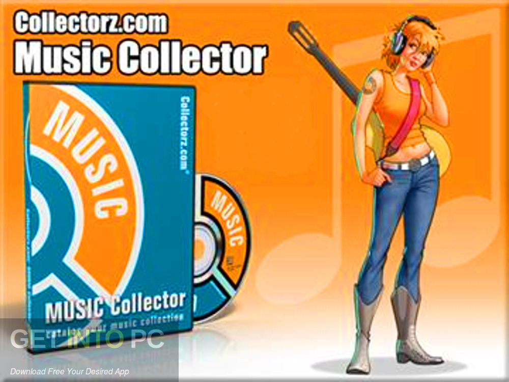 Collectorz.com Music Collector Pro Free Download-GetintoPC.com