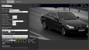 DTK ANPR SDK Free Download-GetintoPC.com