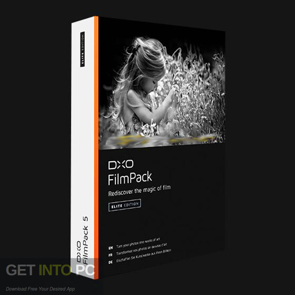 DxO FilmPack Elite 2019 Free Download-GetintoPC.com
