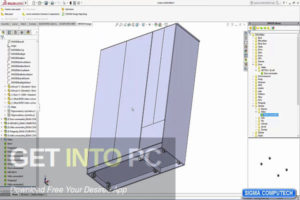 EFICAD SWOOD 2019 SP3 For SOLIDWORKS Free Download-GetintoPC.com
