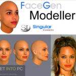 Download FaceGen Modeller 3.5.3 + Customizer 1.3.1 + Model Sets