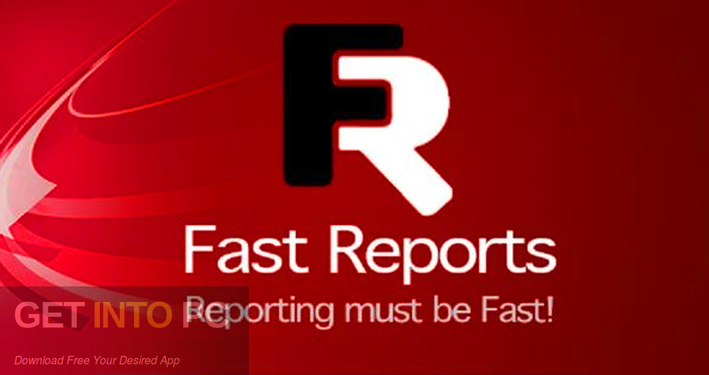 FastReport .NET 2019 Free Download-GetintoPC.com