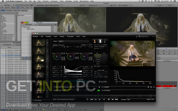 FilmLight Baselight for Avid and Nuke Direct Link Download-GetintoPC.com