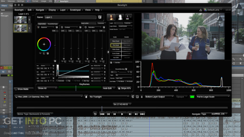 FilmLight Baselight for Avid and Nuke Latest Version Download-GetintoPC.com
