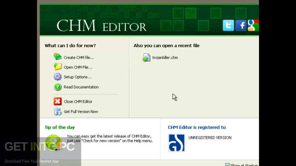GridinSoft CHM Editor Direct Link Download-GetintoPC.com