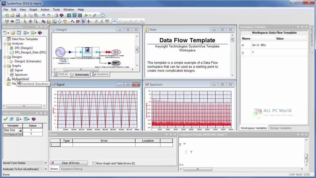 Keysight SystemVue 2020 Latest Version Download