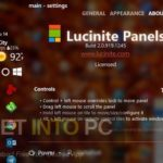 Lucinite Panels Free Download