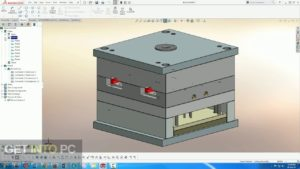 MoldWorks 2018 For SolidWorks 2015 2019 Offline Installer Download-GetintoPC.com