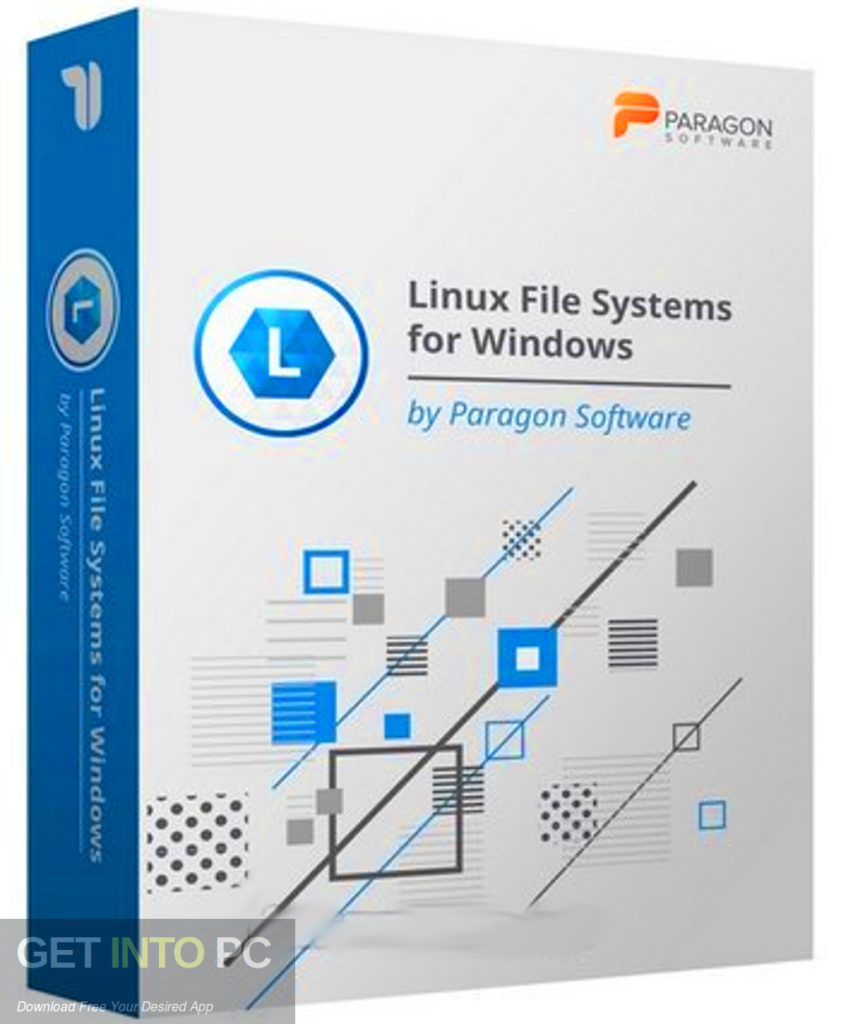Paragon Linux File Systems for Windows Free Download-GetintoPC.com