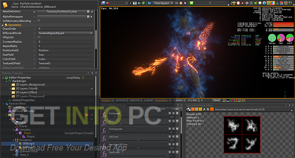 PopcornFX Plug-In for Reallusion iClone 7 Direct Link Download-GetintoPC.com