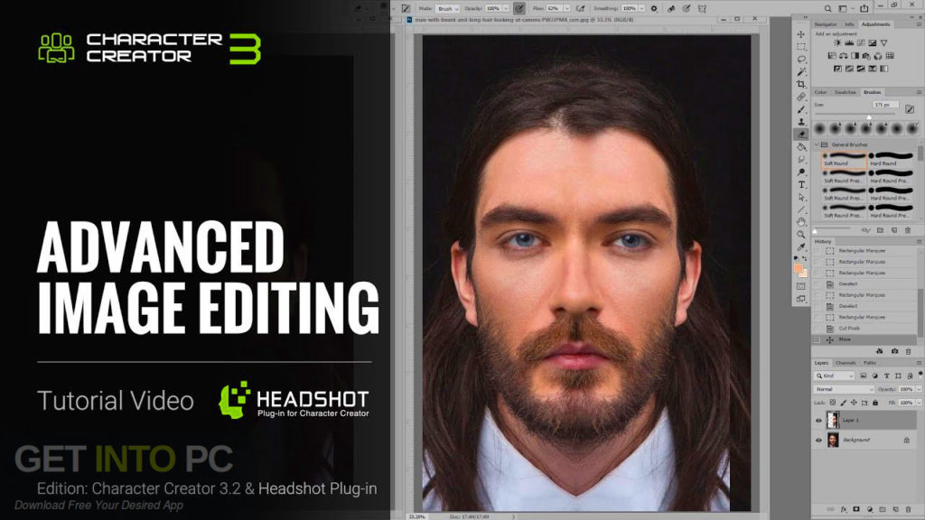 Reallusion Headshot Plug-in for iClone Latest Version Download-GetintoPC.com