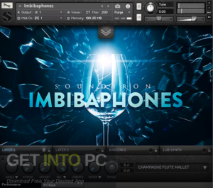 Soundiron - Imbibaphones (KONTAKT, NKI, WAV) Direct Link Download-GetintoPC.com