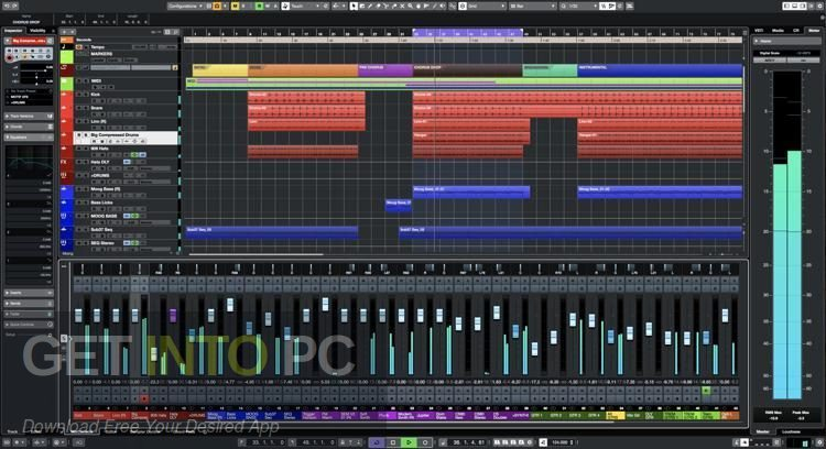Steinberg - Cubase Pro 10.5 Latest Version Download-GetintoPC.com