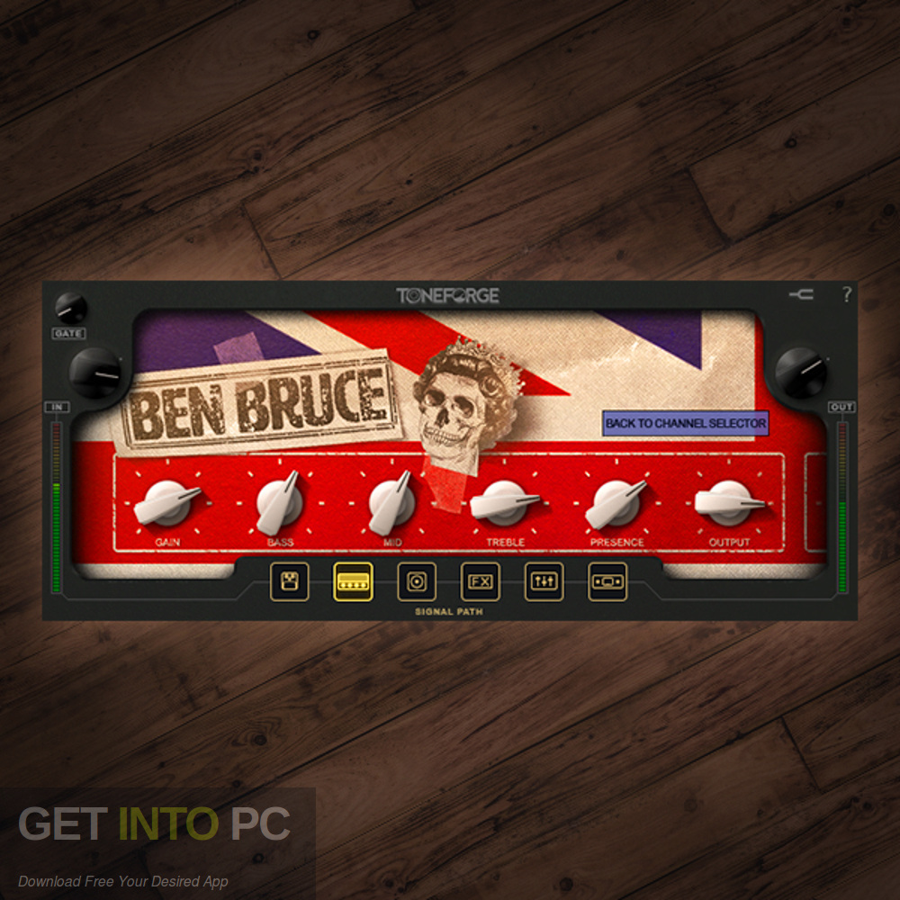 TONEFORGE - BEN BRUCE VST Direct Link Download-GetintoPC.com