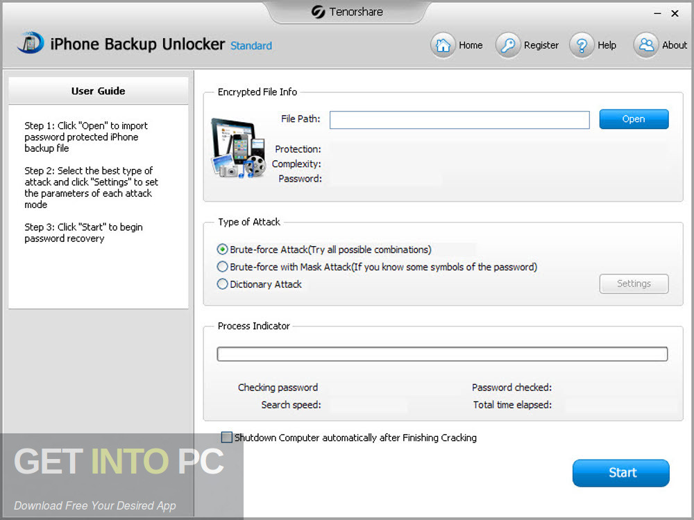 Tenorshare iPhone Backup Unlocker Latest Version Download-GetintoPC.com